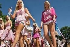 Блондинки съезжаются в Сочи сыграть в крестики-нолики