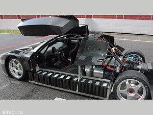 Испанцы сделали самый быстрый электроспорткар