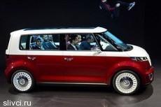 Немцы задумались о запуске в серию VW Bulli