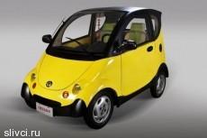 BYVIN electric car уже в России