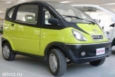 BYVIN electric car уже в Новосибирске