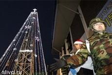 КНДР объявила рождественскую елку оружием психологической борьбы