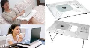 Evercool представила охлаждающую подставку для ноутбуков