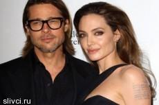 Анджелина Джоли подарила Брэду Питту водопад