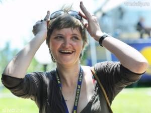 Анатолий Чубайс и известная писательница и телеведущая Авдотья Смирнова