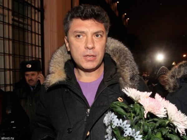 Борис Немцов знаменит своими похождениями