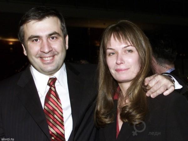 Михаил Саакашвили, по слухам, знаменит своими романами