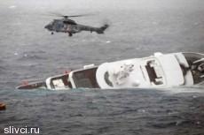 Фешенебельная яхта затонула в Эгейском море