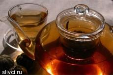 Зеленый чай помогает сохранить тонус