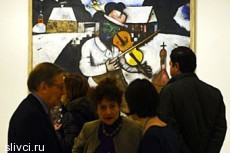 В Мадриде открылась крупнейшая выставка Шагала
