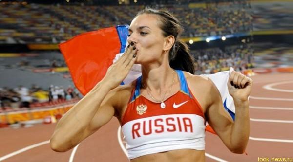 Исинбаева стала героиней сборной России на чемпионате мира в Стамбуле