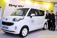 В Южной Корее за год будет выпущено 2500 электромобилей