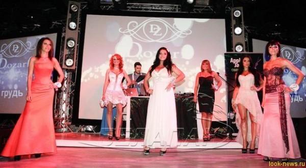 Мисс грудь Беларусь 2012 - инженер-электрик Юлия Тарнецкая