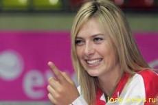 Олимпийские надежды России: Мария Шарапова