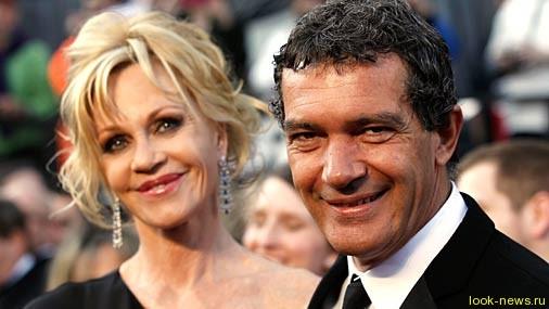 Антонио Бандерас и Мелани Гриффит разводятся?