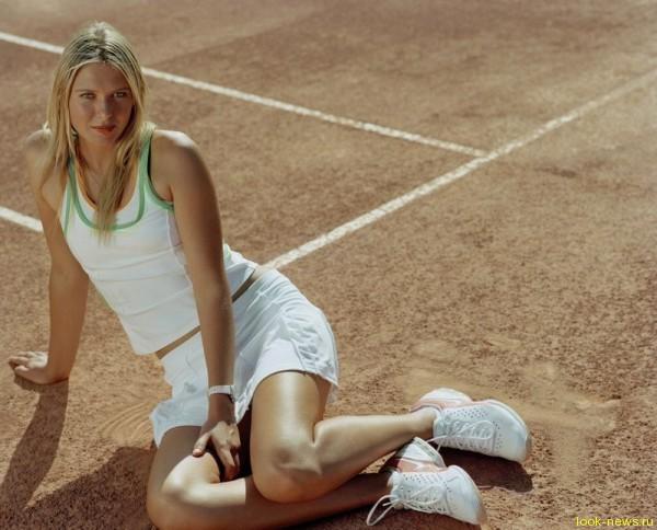 Шарапова названа лучшей теннисисткой года