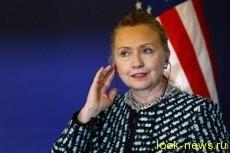 Египтяне забросали Хиллари Клинтон помидорами и ботинками