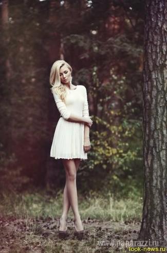 Анна Стрюкова выложила в сеть новые фото