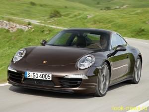 Porsche предоставила первые фото 911 Carrera 4 и 4S
