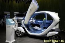 В Renault начнут бесплатно раздавать электрокары Twizy