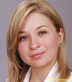 Виктория Лесничая. Фото с сайта starlife.com.ua