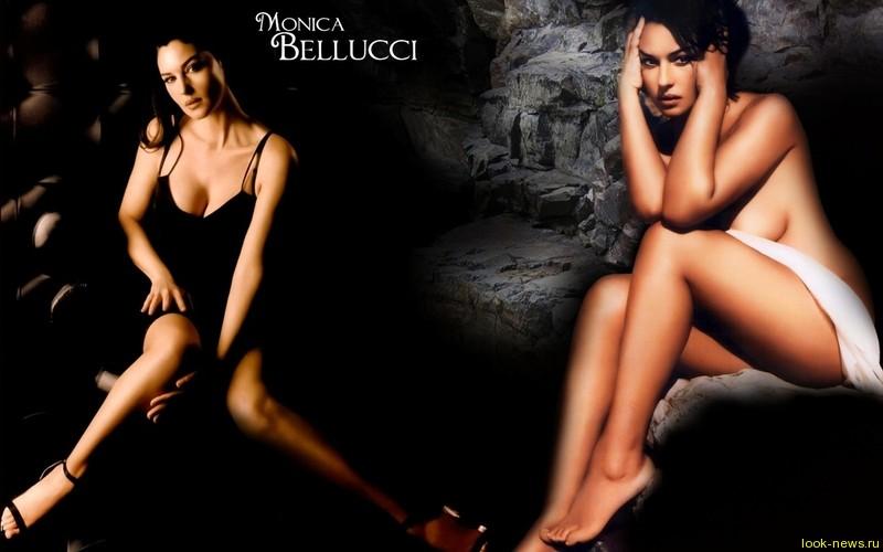 Моника Беллуччи: Принимаю себя такой, какая есть...