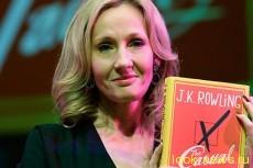 «Взрослая» книга Роулинг превзошла эротику «50 оттенков серого»