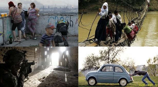 Событиях уходящего 2012 года от агентства Reuters