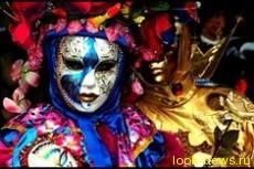 В Италии завершился Венецианский карнавал