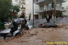 Греция и Италия уходят под воду
