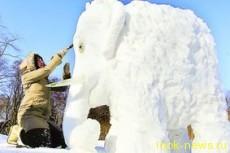 Фестиваль ледовых скульптур пройдет в Минске в предстоящие выходные
