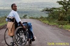 Путешествие на Инвалидной Коляске Длинною в 2485 миль