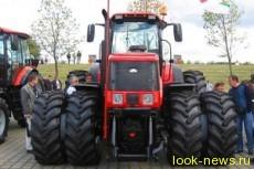 Белорусские тракторы стали «сенсацией» в Париже
