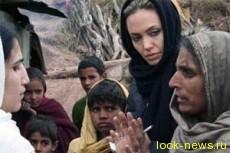 Анджелина Джоли откроет в Афганистане  школу