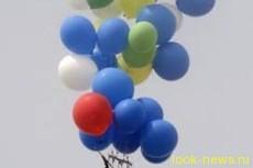 Южноафриканец совершил полет на воздушных шарах