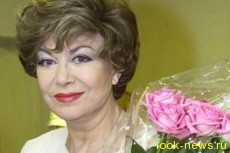 Эдита Пьеха восстанавливается после операции