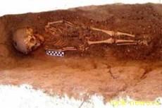 Скелет ребенка 2000-летней давности рассказал о многом