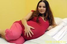 23-летняя девушка родила сразу пятерых