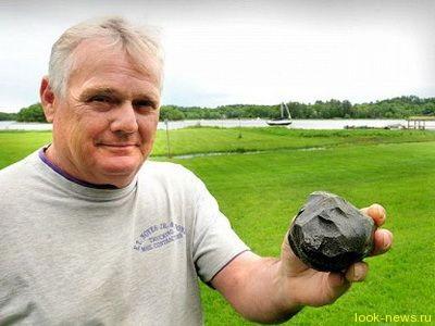 Житель США обнаружил часть затопленной станции