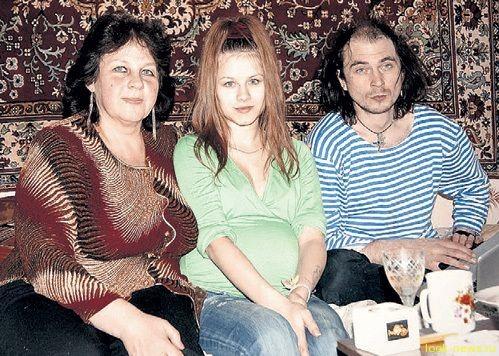 Азиза станет крёстной внука Талькова