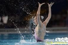 Ромашина стала 12-кратной чемпионкой мира в синхронном плавании