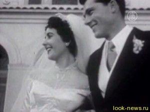 Свадебное платье Элизабет Тейлор ушло с молотка за 133 тысячи евро