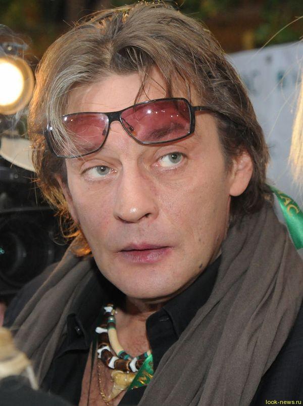 Александр Домогаров тайно женился