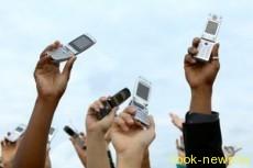 В 2014 году число сотовых телефонов превысит население планеты