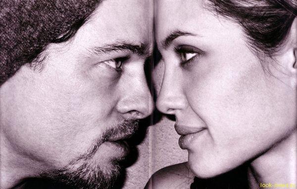 Брэд Питт подарил Анджелине Джоли самолет