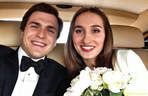 Свадьба Анастасии Винокур удалась