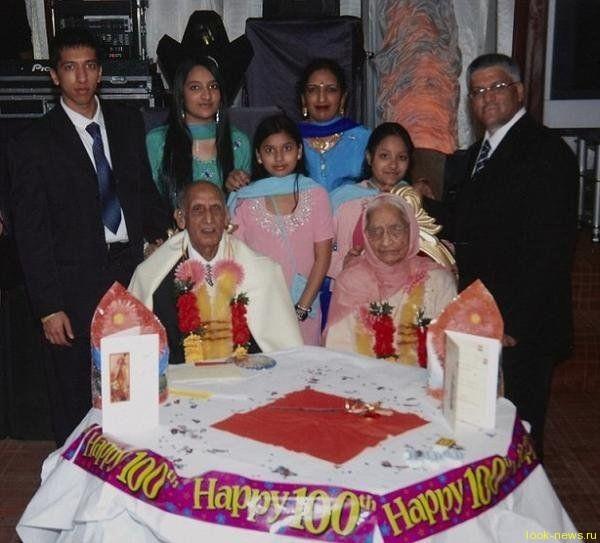 Новый рекорд верности — 87 лет проведенных в браке