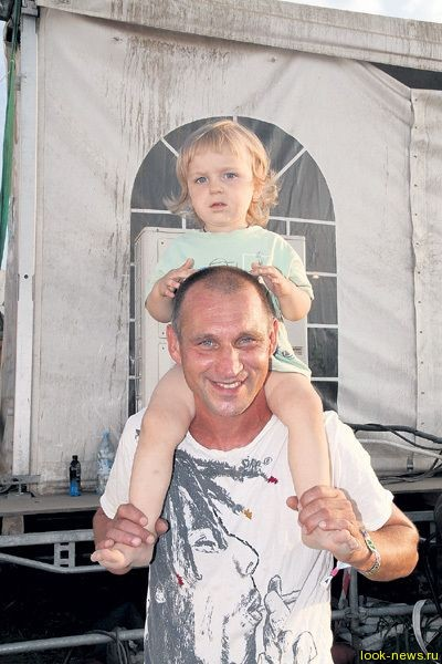 Маша Макарова: Отец моего сына - лесной житель!