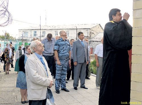 Василию Ливанову разрешили свидание с сыном-убийцей
