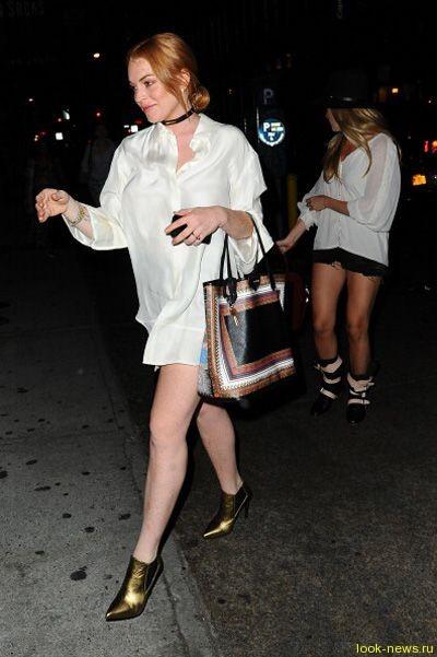 Линдси Лохан запускает собственное шоу?